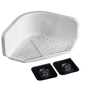 PORTE ACCESSOIRE 1 pc en plastique salle de bain shampooing douche