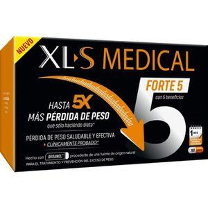 SOIN MINCEUR - DRAINAGE XLS MEDICAL FORTE X5 180 CAPSULAS
