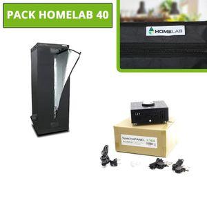 Eclairage horticole Pack HomeLAB - SpectraPANEL X160 - Chambre de cult