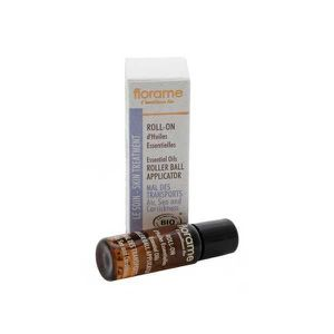 HUILE ESSENTIELLE Roll'on bio Mal des transport 5 ml - florame