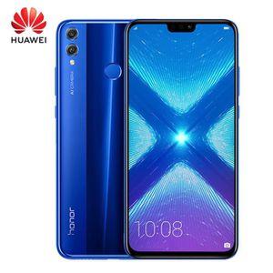 SMARTPHONE HONOR 8X 128Go Dual Sim 6,5 Pouces Bleu