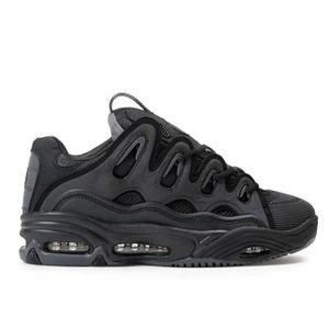 2018 sneakers better 100% genuine OSIRIS D3 2001 Black charcoal black Noir - Achat / Vente ...