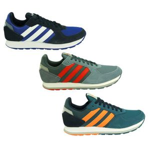 Adidas Neo 8K Chaussures Mode Sneakers Homme Gris Achat