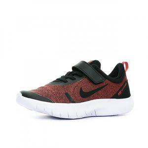BASKET MULTISPORT basket  de sport noir-rouge garçon Nike