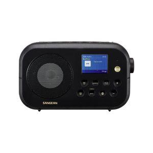 RADIO CD CASSETTE Radio portable DAB+ / FM-RDS / Bluetooth SANGEAN -