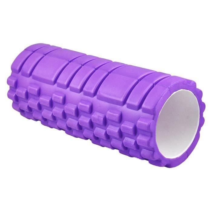 BH Grid Foam Exercise Roller Body Fitness Pilates Massage de Tissus de Yoga Body Fitness Roller Purple - BHTS823A3670