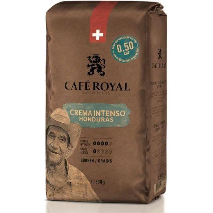 CAFE ROYAL Grain Honduras Intense x500g