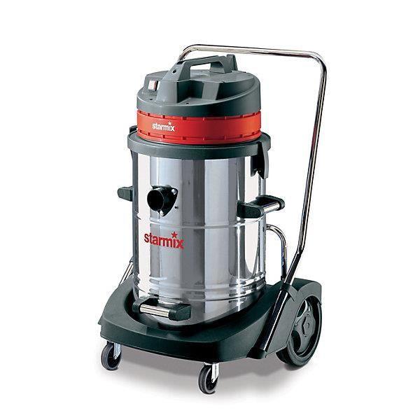 Aspirateur eau et poussières - aspirateur forte puissance 2400 Watts, volume cuve 78 l - Appareil aspirateur Appareils aspirateurs