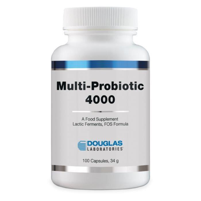 Multi-Probiotic 4000 - 100 caps