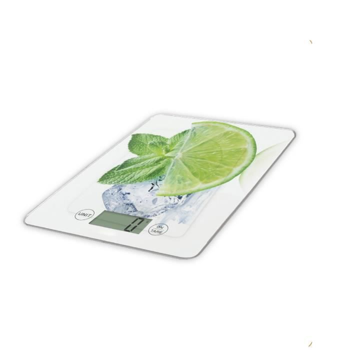 Balance de cuisine électronique - citron