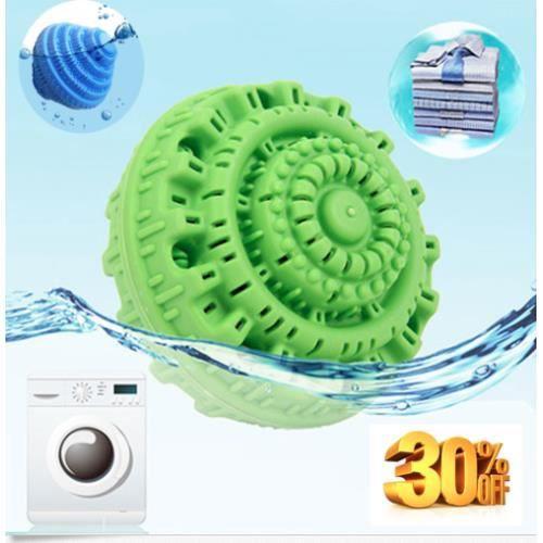 LOVEBAY Boules pour sèche-linge, boule de lavage, Nano céramique boule de blanchisserie sous-vêtements lavage soins balle à laver