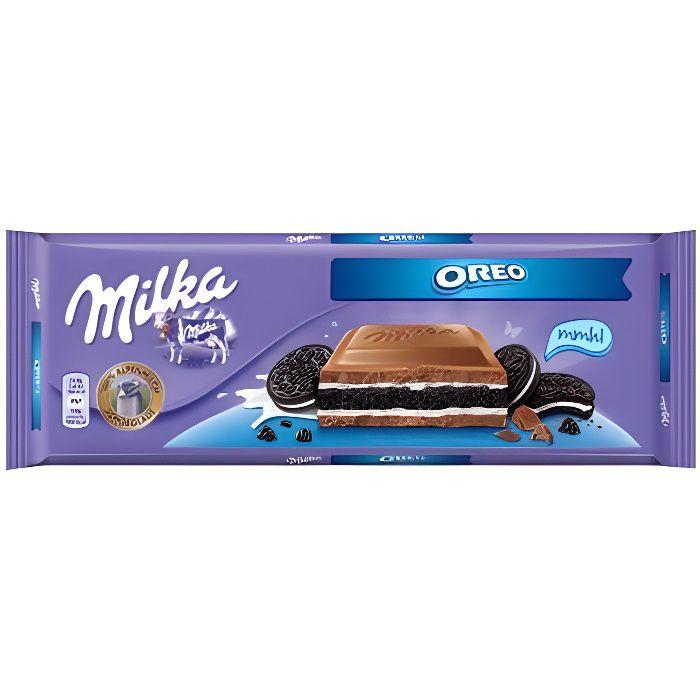 Milka Biscuit Oreo [Tablette de 300g]