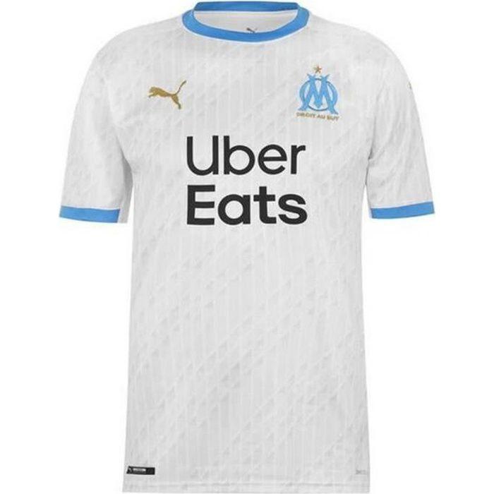 Maillot Homme Puma OM Olympique de Marseille Domicile Saison 2020-2021