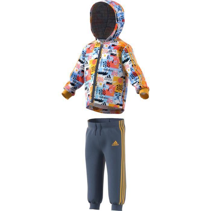 Survêtement kid adidas Shiny ed Jogger Set