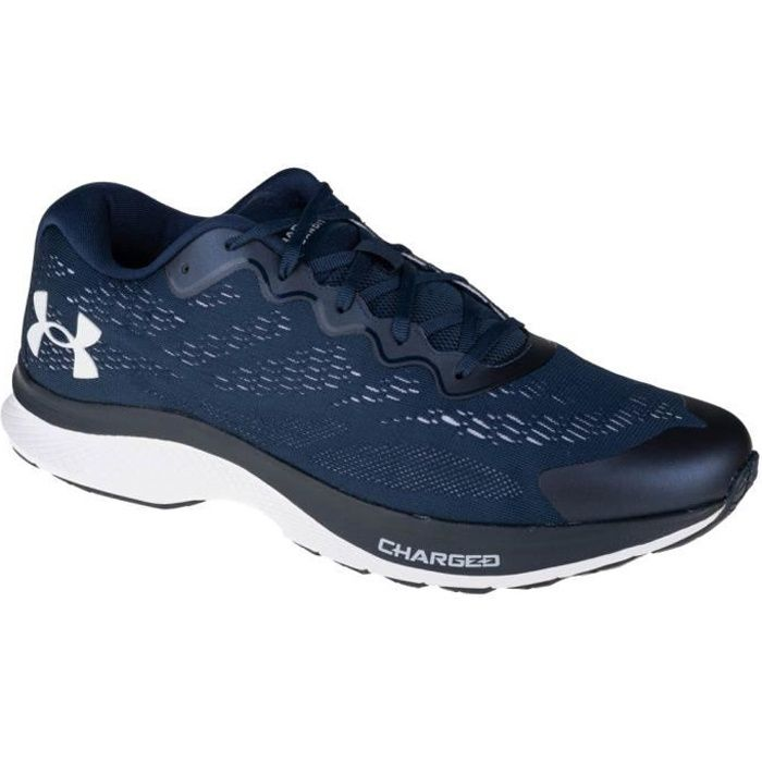 Under Armour Charged Bandit 6 3023019-403, Homme, Noir, chaussures de running