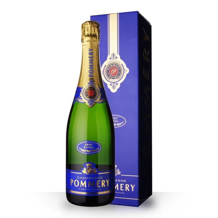 Pommery Brut 75cl - Etui - Champagne