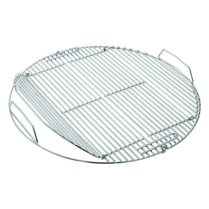 Rösle Grille de Cuisson pour Barbecue Boule, Grille de Cuisson, Acier inoxydable, Ø 48 cm, 25834