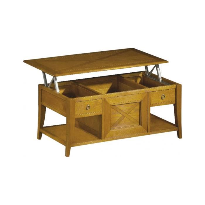 Table bar ch ne plateau escamotable achat vente mange for Plateau escamotable cuisine