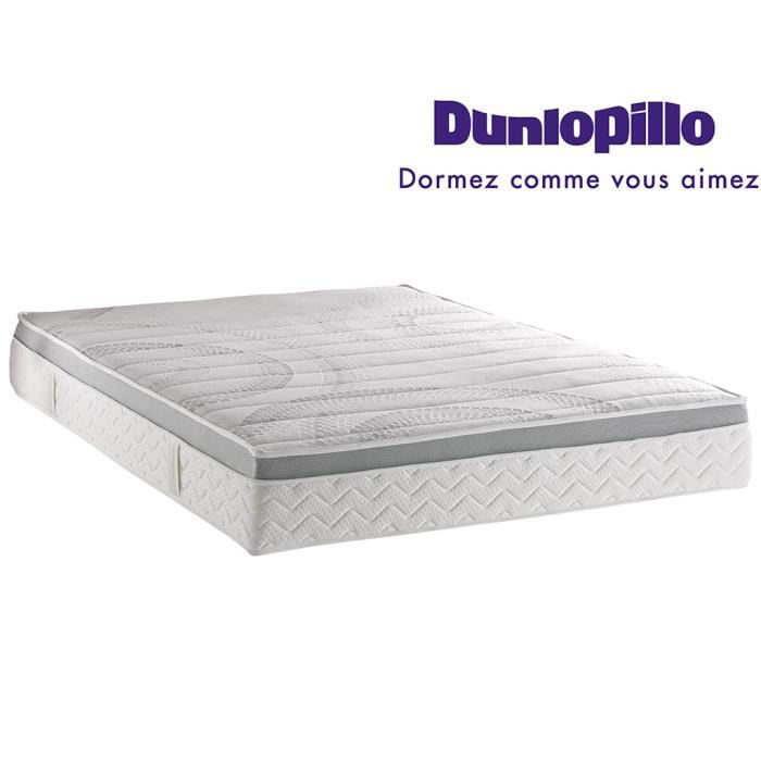 surmatelas memoire de forme dunlopillo. Black Bedroom Furniture Sets. Home Design Ideas