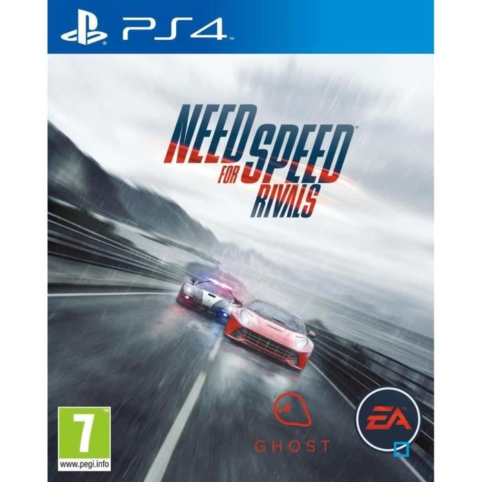 JEU PS4 Need For Speed: Rivals  (Playstation 4) [UK IMPORT