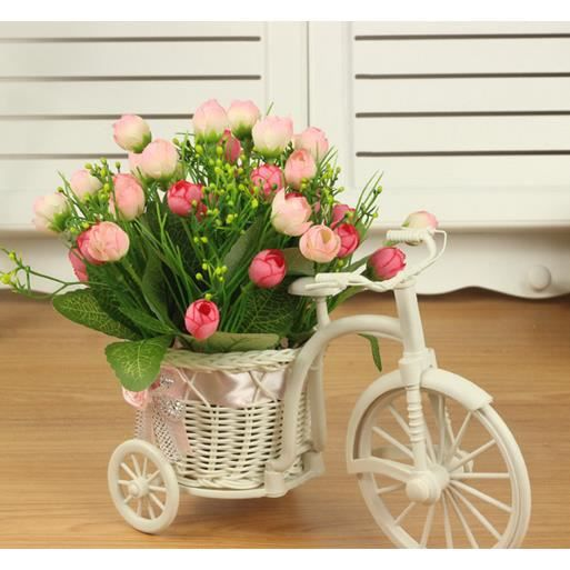 V lo fleurs artificielles de salon 6 achat vente kit for Velo decoration