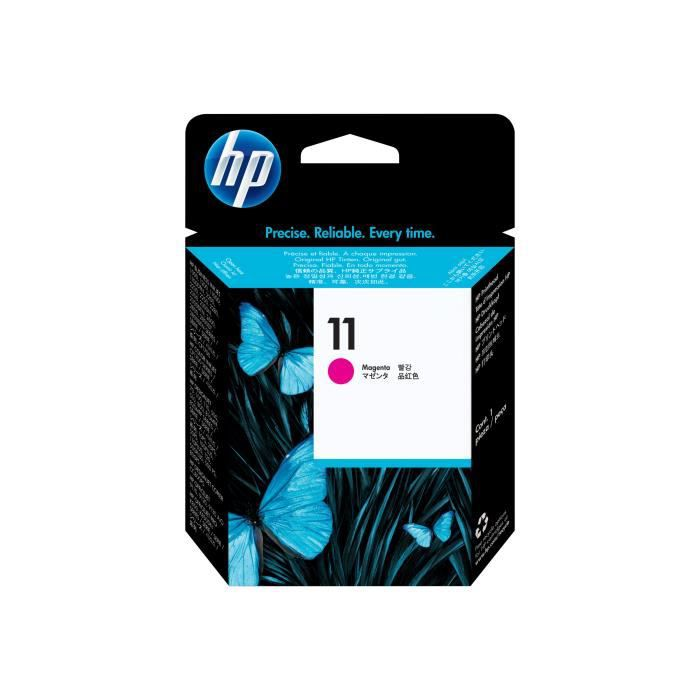 TÊTE D'IMPRESSION HP 11 Magenta tête d'impression pour Business Inkj