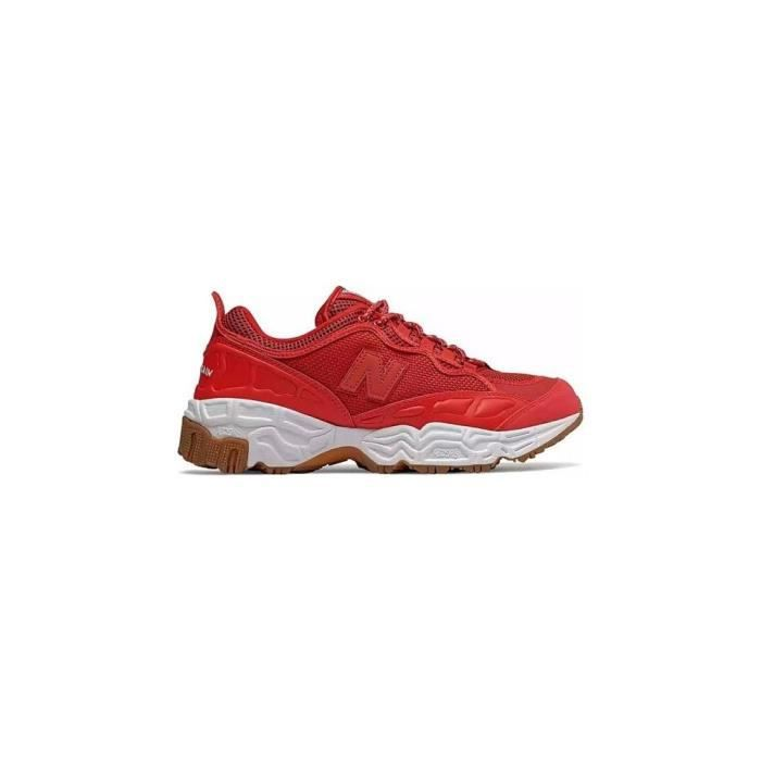 Baskets New Balance 801 44,5 Rouge - Cdiscount Chaussures