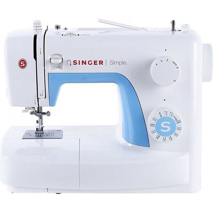 Machine coudre singer simple 3221 achat vente for Machine a coudre 4 fils 121
