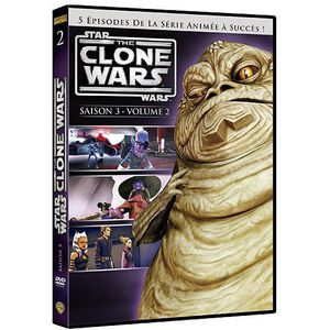 DVD FILM DVD Star wars: the clone wars saison 3 volume 2