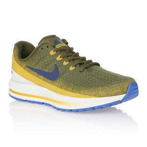 best website 21772 49e6a CHAUSSURES DE RUNNING NIKE Baskets Air Zoom Vomero 13 - Homme - Vert kak