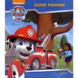 Livre 3-6 ANS Super pompier