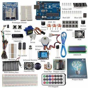 CARTE MÈRE SunFounder Starter Learning Kit for Arduino Beginn