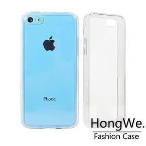 Coque silicone transparente iphone 5c