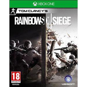 JEU XBOX ONE Rainbow Six Siege Xbox One