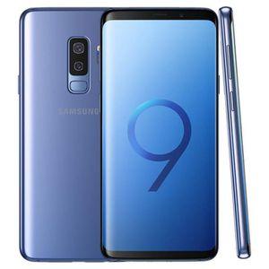 SMARTPHONE 6.2'Samsung Galaxy S9+ G965F 64GB Bleu-occasion D'