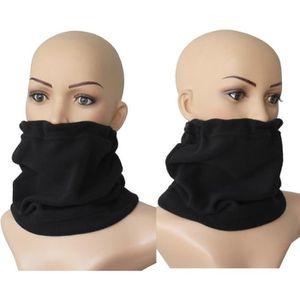 CAGOULE - TOUR DE COU Echarpe polaire cache cou foulard masque bonnet ho