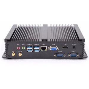 UNITÉ CENTRALE  Barebone PC Industriel Intel Core i5 8250U 2 RS232