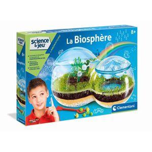 EXPÉRIENCE SCIENTIFIQUE CLEMENTONI Science & Jeu -La Biosphère - Jeu scien
