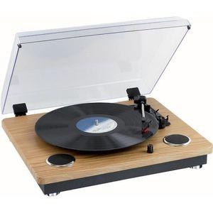 PLATINE VINYLE ClipSonic TES191 - Tourne-disque Bluetooth ( Catég