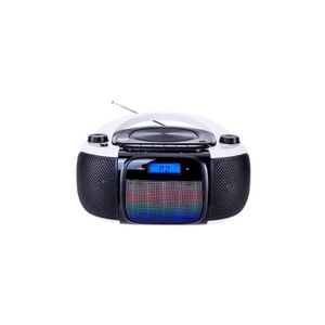 RADIO CD CASSETTE Radio-CD Bluetooth MP3 Daewoo DBU-61 KARAOKE FM SD