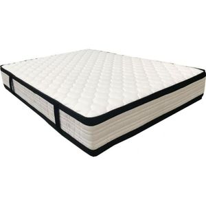MATELAS Matelas Essenzia NEW YORK COTON ORGANIQUE 90x200 M