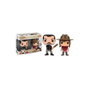 FIGURINE - PERSONNAGE Funko - The Walking Dead - Pack 2 Figurine POP! Ne
