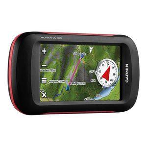 GPS AUTO GARMIN GPS Portable Montana 680