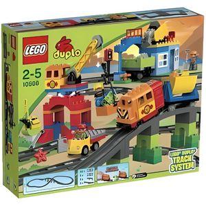 ASSEMBLAGE CONSTRUCTION Lego Duplo - Mon train de luxe - 10508