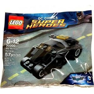 ASSEMBLAGE CONSTRUCTION LEGO 30300 Batman Tumbler polybag