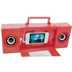 MP3 ENFANT Haut-parleur lecteur mp3 Karaoké pour enfants - Ro