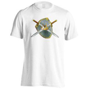 T-SHIRT T-shirt -Crown King Queen Art Funny Novelty Hommes