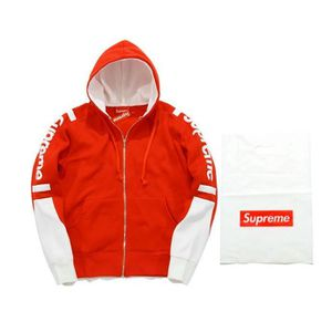 SHLK® 1 Pcs PALACE Sweatshirts Pull à capuche Triangle