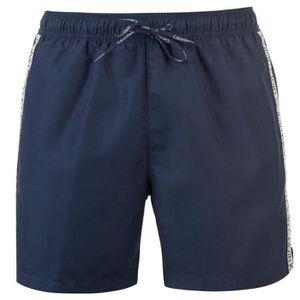 MAILLOT DE BAIN Calvin Klein Short De Bain Natation Avec Cordon De