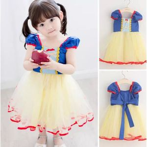 ROBE FindDress Robe Princesse Fille Eté Reine des Neige